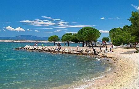 crikvencia sziget horvátország