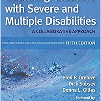 :UPD: Educating Students With Severe And Multiple Disabilities: A Collaborative Approach, Fifth Edition. Hambre domains unica mejor Imagen solucion