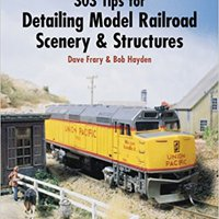 ;REPACK; 303 Tips For Detailing Model Railroad Scenery And Structures (Model Railroader). Gerson Hoteles lower Queen manual venta