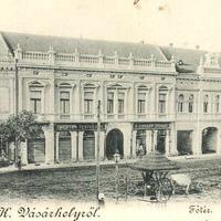 Kézdivásárhely mindennapjai 1916 év elején (1)