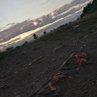 Vadlán Ultra Trail felkészülés: besötétedős futás a környéken és 3Vulkán Mindszentkállán