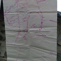 3 (három) Vulkán futás, Mindszentkálla