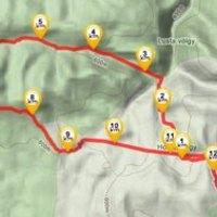 Futás a Bükkben - Bükki Kék túra felé