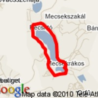 11,5 kiri a Pécsi-tó körül