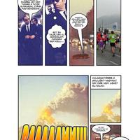 Spar maraton 2013 - képregényváltozat