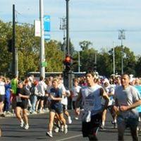 Spar Budapest Maraton staféta