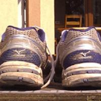 Két futás az új cipőben