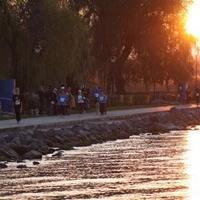 Felkészülés a Balaton (majdnem) Maratonra