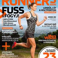 Ma beszereztem egy magyar Runner's World magazint végre!