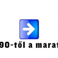160/90-től a maratonig