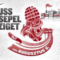 Pénteken reggel dombok, szombat este Nike Fuss Csepel