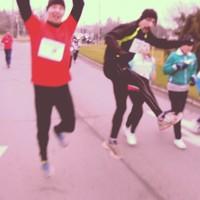 1. Érdi Szilveszteri Futás #futás