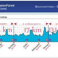 Maratonfüred - Áttentő Redáz első maratonja