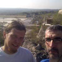 Megpróbáltunk a bányához futni, sikerült eltévedni