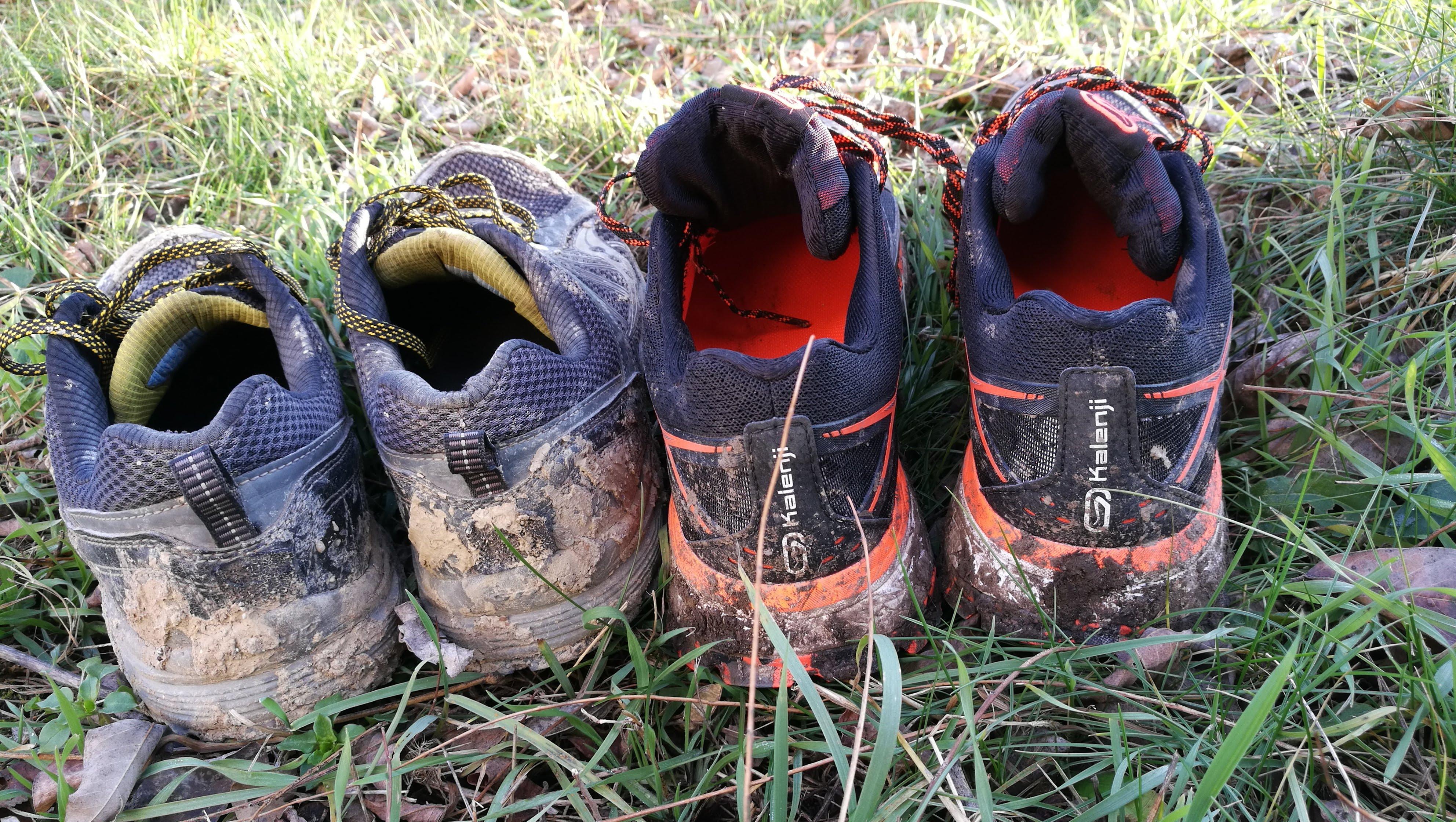 b18a12b74bce Veterán terepcipő mesél az újoncnak - Kalenji Kiprun Trail MT ...