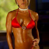 Egy gyönyörû fitness-lány  -  Hot fit Girl