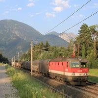 Kultúr-vasútfotózás Tirolban és Vorarlbergben
