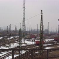Nullás gyűrű tehervonatoknak, 3. rész: Rendező-pályaudvar és logisztikai feltételek