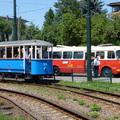 Egyéni múltak közös jelenben - újabb nosztalgiajárművek Krakkóban
