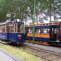 A fű zöld, a villamos kék... - Amszterdam