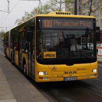 Éljen a busz első 100 éve! - Kis drezdai buszünnep 1.