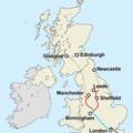 Nagysebességű tervek az Egyesült Királyságban 3.