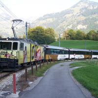 Golden Pass – 4. rész: Montreux-Oberland-Bernois – jó kilátások több nyelvterületen is