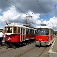 Metróegerek és kacsamesék – újabb tömegközlekedési rendezvények Prágában