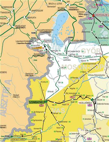 vasúti térkép ausztria Határeset: Ausztria   Hova megy ez a vonat? vasúti térkép ausztria