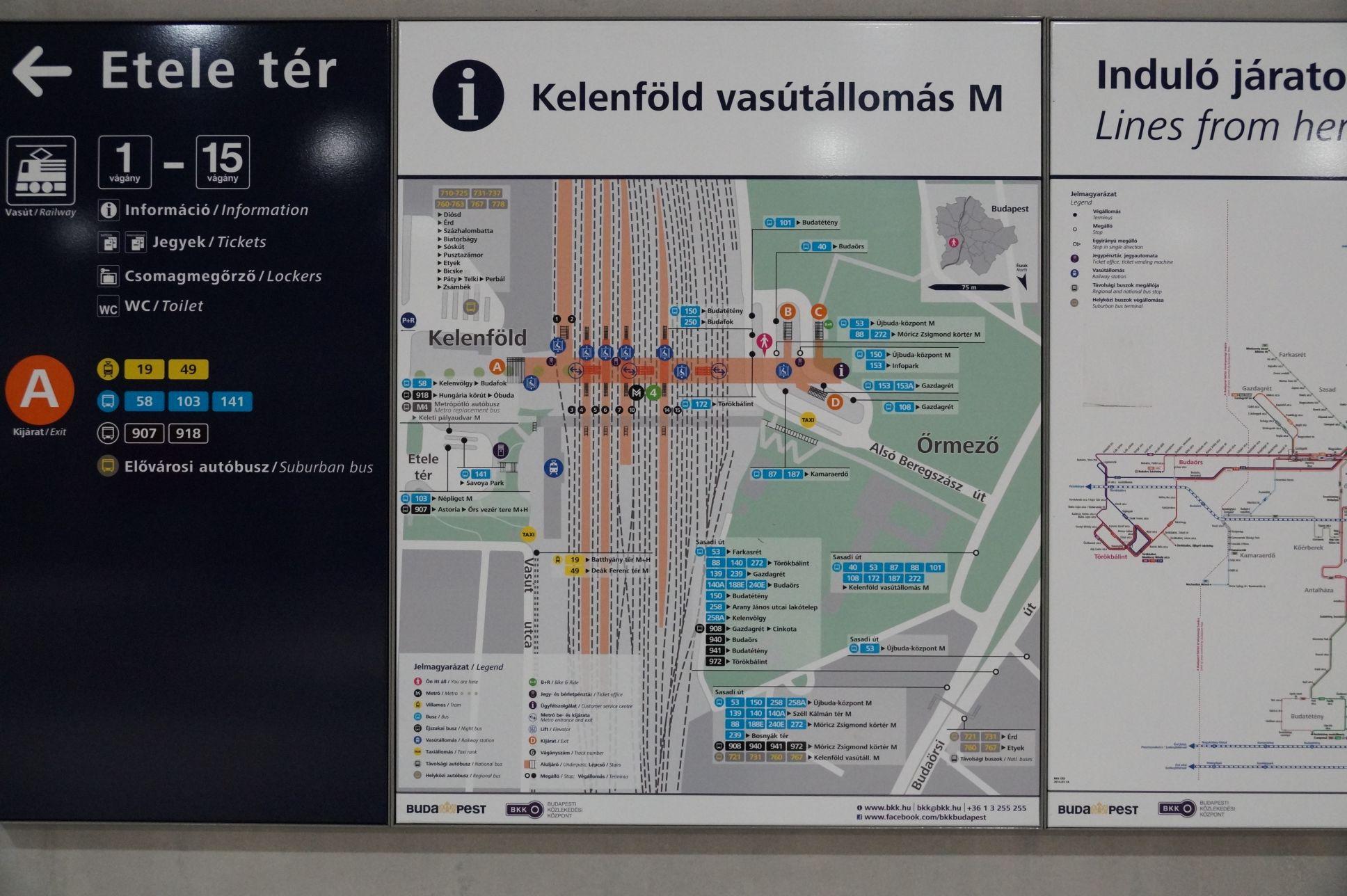 kelenföldi pályaudvar térkép Szerezz be egy jegyet! Emberek elvesznek, tekeregnek, keseregnek  kelenföldi pályaudvar térkép