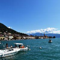 Salò, a Garda-tó fővárosa