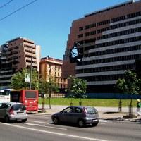Légibombák Belgrád szívében