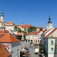 Nikolsburg, a Dietrichsteinek városa
