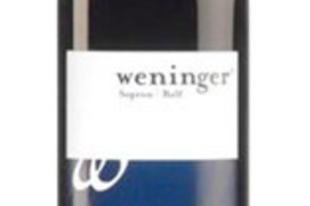 Weninger kék-frankó!