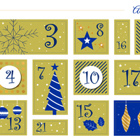 Adventi kompetencia naptár - 22. nap