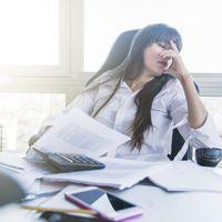 Így üzen a test, hogy sok a munkahelyi stressz