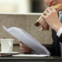 6 dolog, amit a sikeres emberek (t)esznek az ebédszünetükben