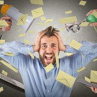Ezért fontos foglalkozni a munkahelyi stresszel