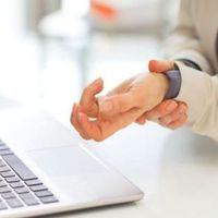 Kattintás-betegség, az irodai munkát végzők réme