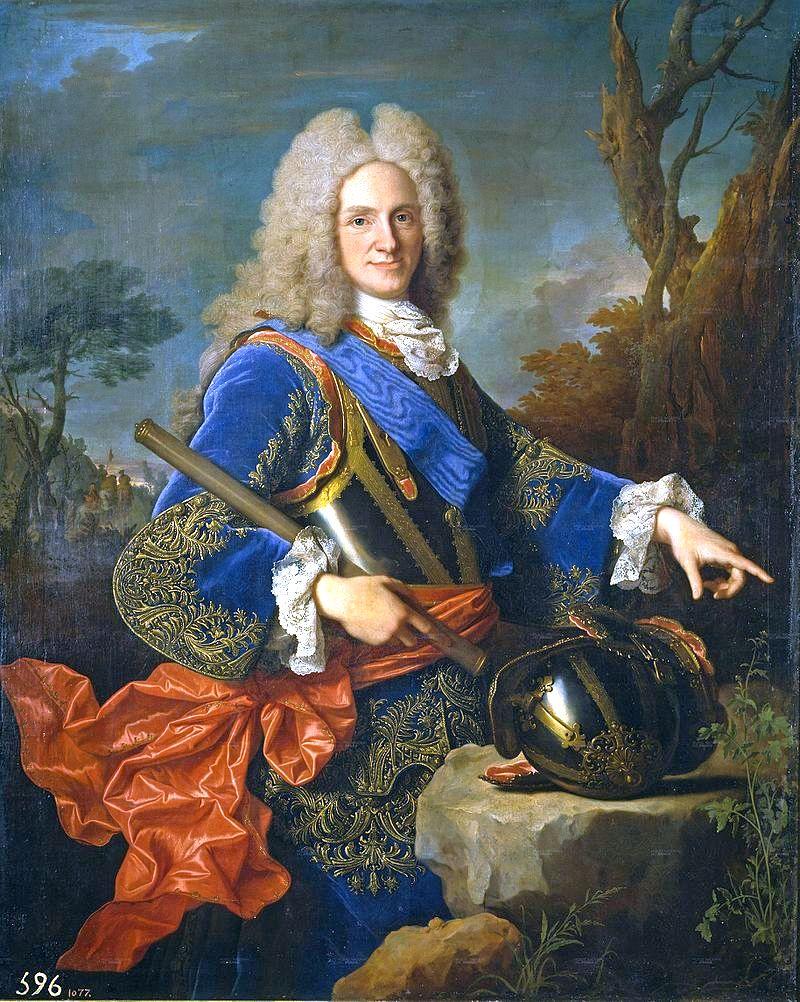 V. Fülöp, spanyol király.