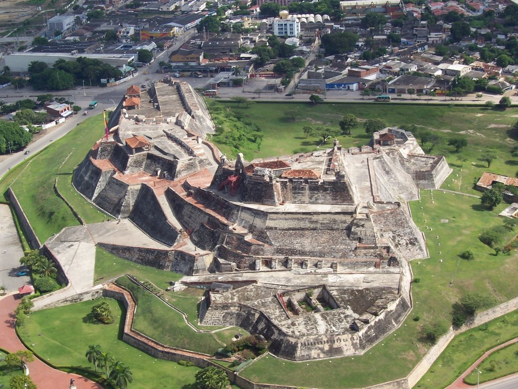 A San Felipe erőd napjainkban.