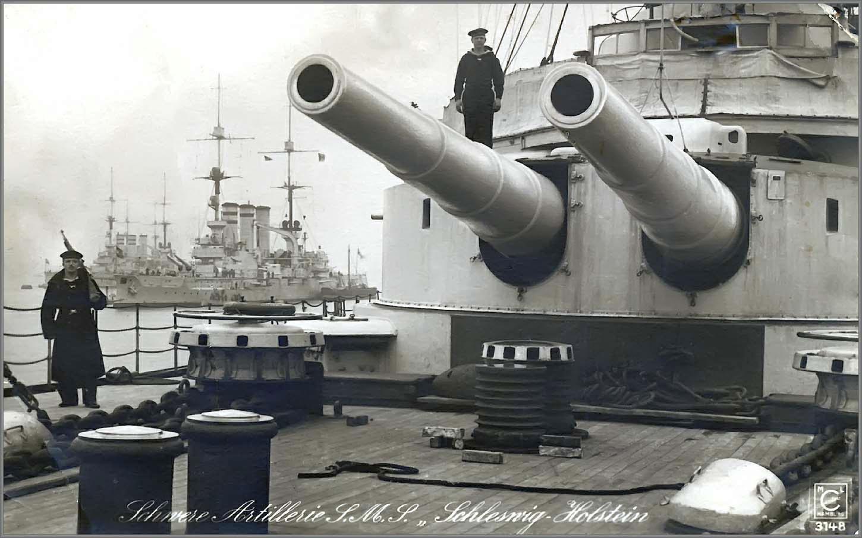 Deutschland osztályú német csatahajók.