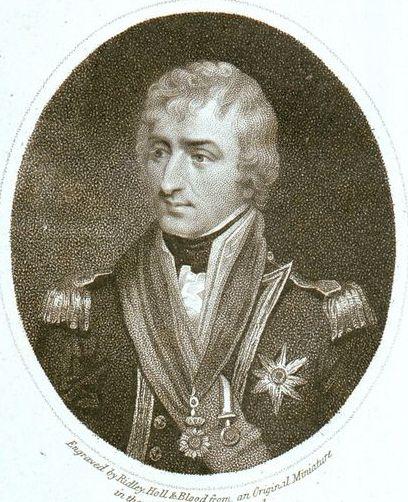 Sir Samuel Hood.