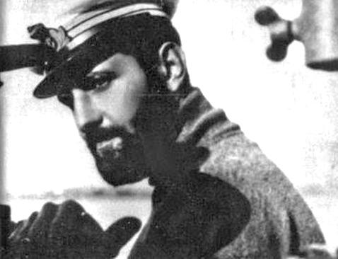 Gianfranco Gazzana Priaroggia, a legeredményesebb olasz tengeralattjáró-parancsnok.