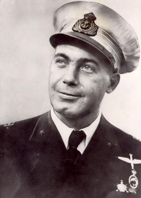 Enzo Grossi, Olaszország büszkesége.