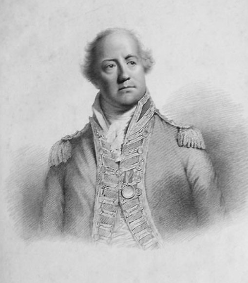 James Gambier tengernagy.