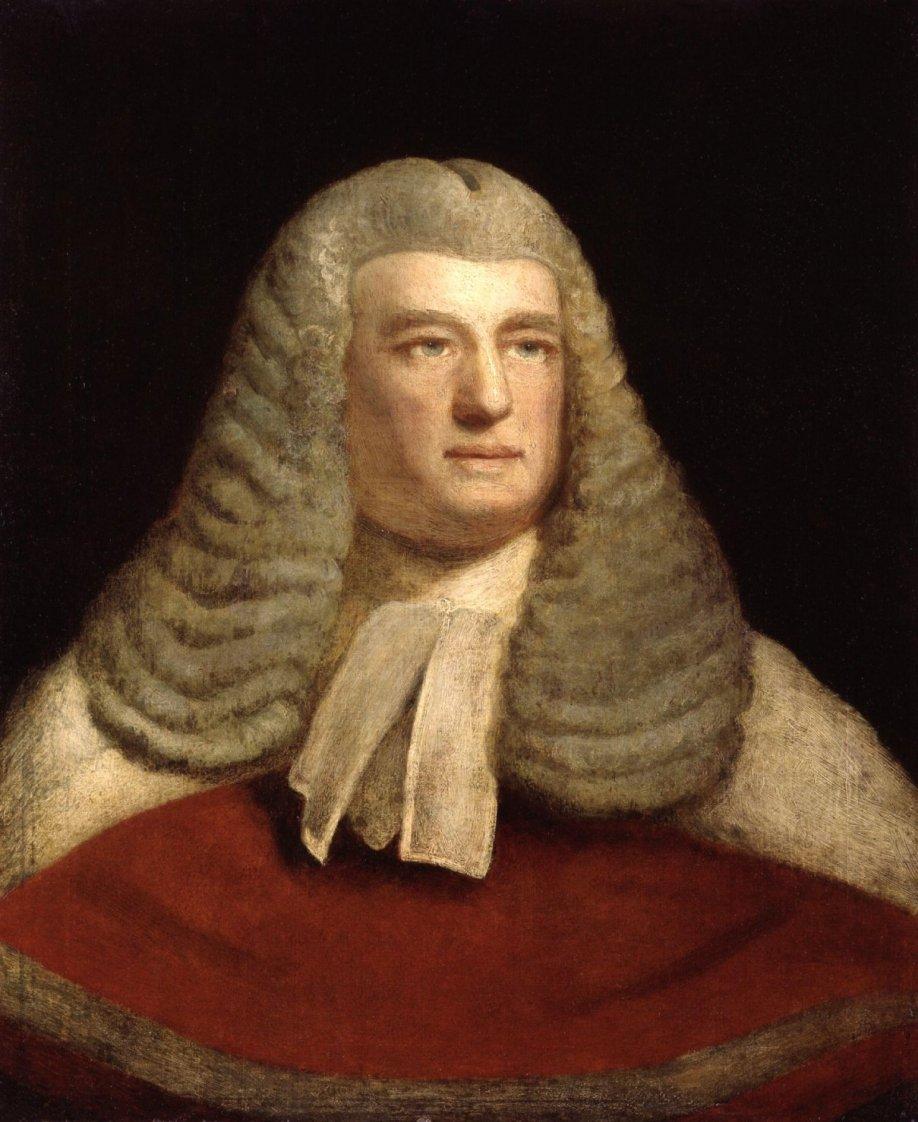 Edward Law, Ellenborough Első Bárója.