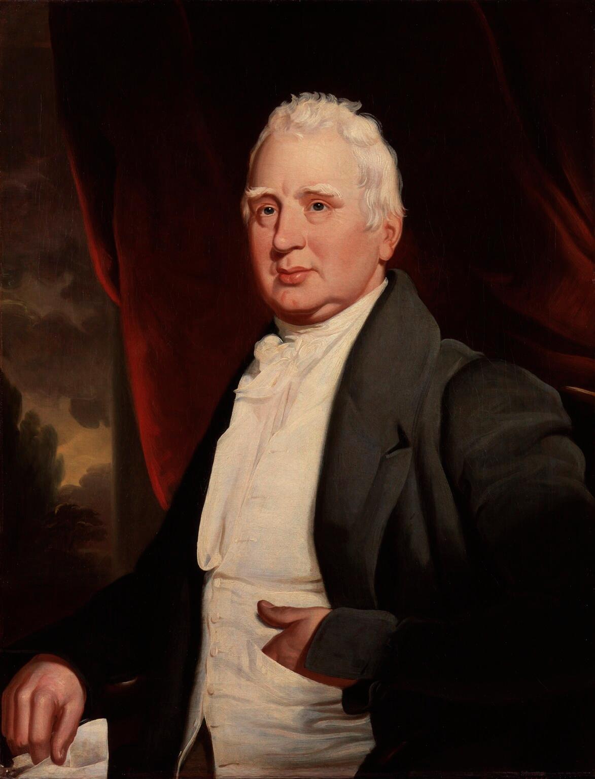 William Cobbett.