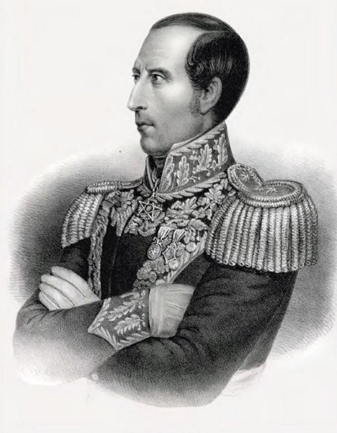 José Ignacio Zenteno del Pozo y Silva, a chilei hadügyminiszter és tengerészeti miniszter.