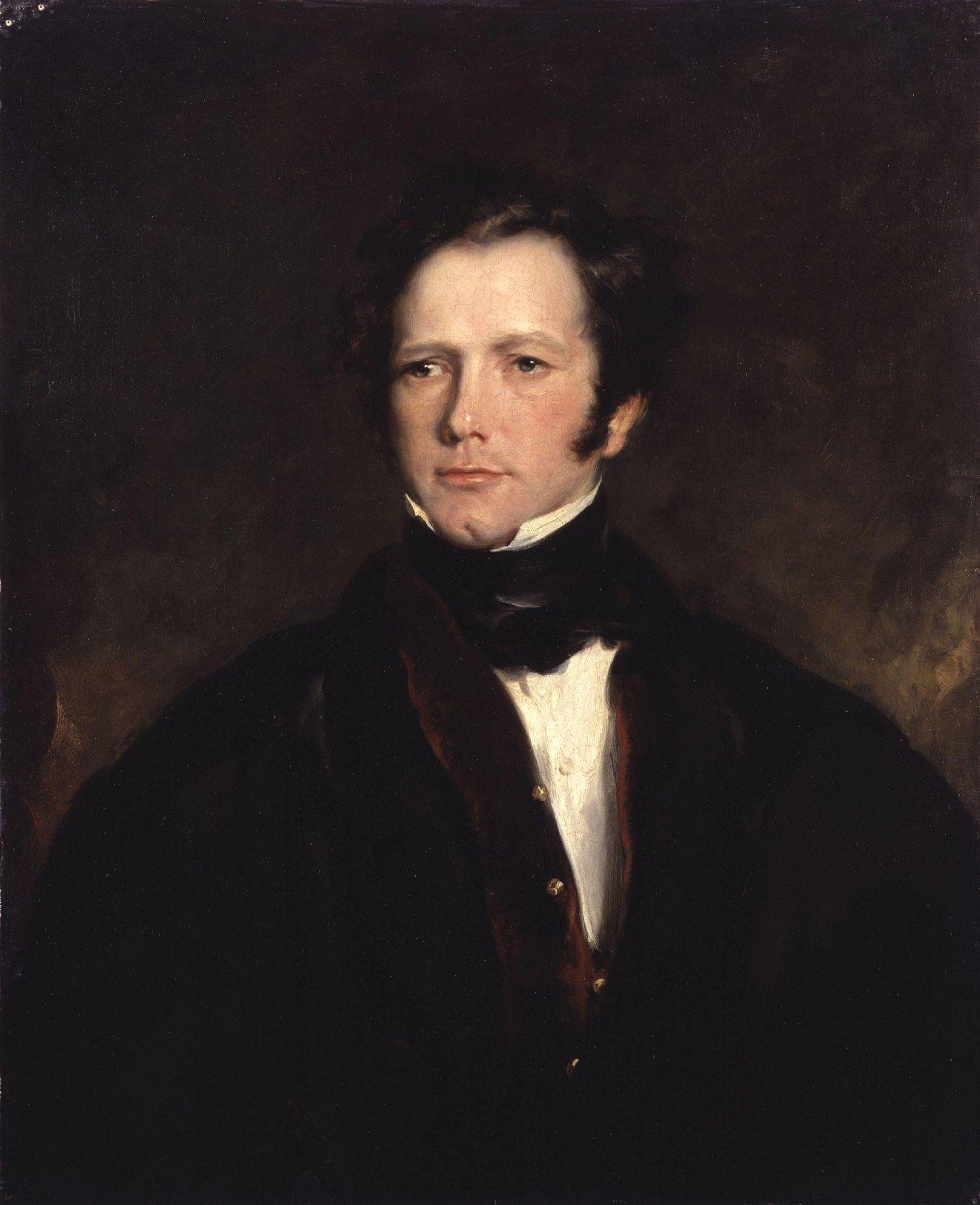 Frederick Marryat, a Royal Navy kapitánya, a XIX. század népszerű tengerészírója.